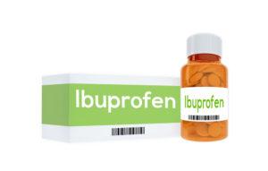 Ibuprofen and pets